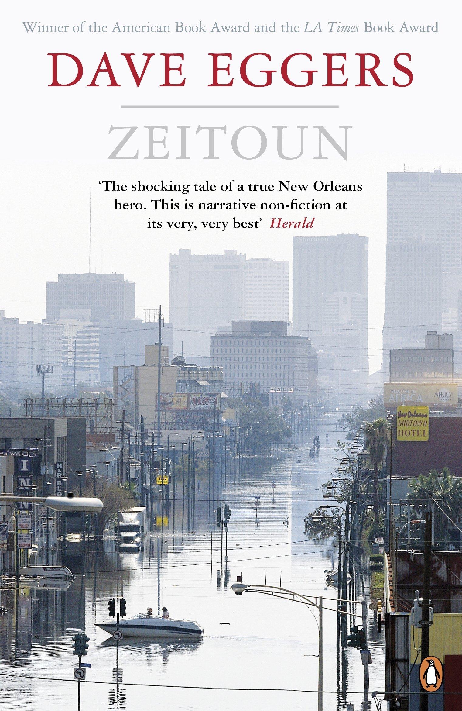 Read Online Zeitoun. Dave Eggers pdf epub