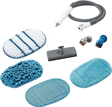 con Guanto Steamitt BLACK+DECKER FSH10SM-QS Sistema di Pulizia a Vapore Portatile