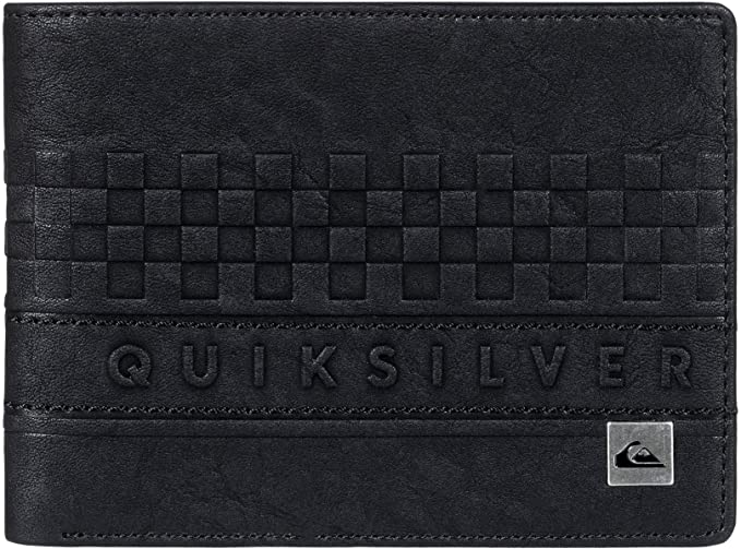 Quiksilver Everyday Stripe LI - Bi-Fold Wallet - Cartera de Doble Hoja - Hombre: Amazon.es: Ropa y accesorios
