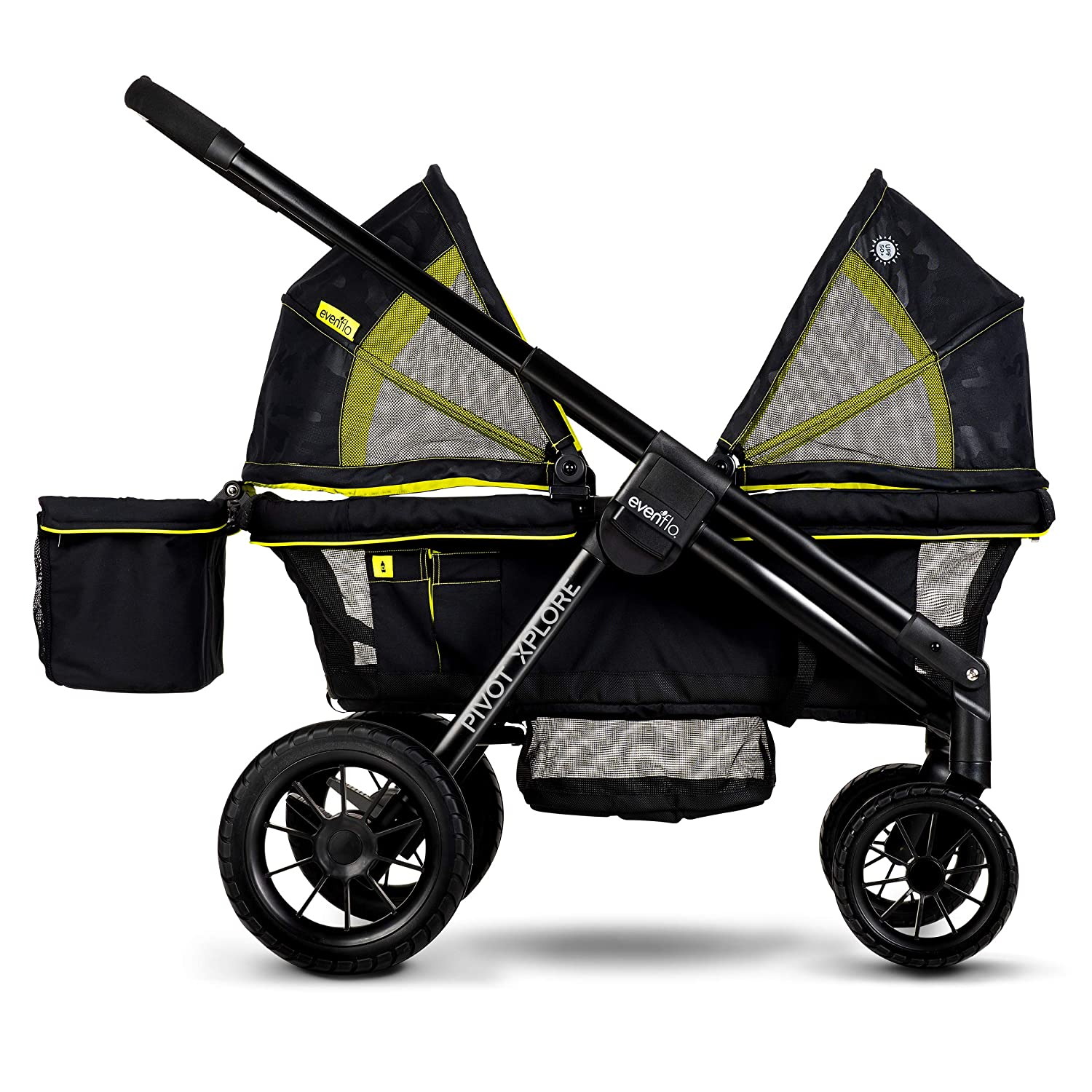 Evenflo Pivot Xplore All-Terrain Stroller Wagon