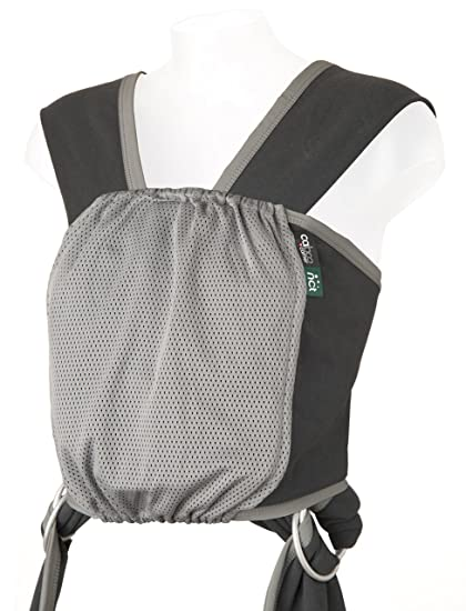 Caboo NCT Baby Carrier Grey  Amazon.co.uk  Kitchen   Home 852a16b0ac1