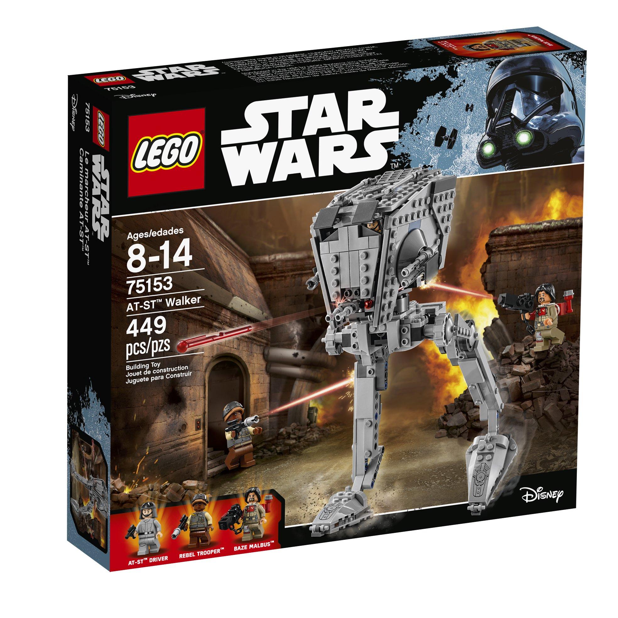 Lego Star Wars At-St Walker 75153 14