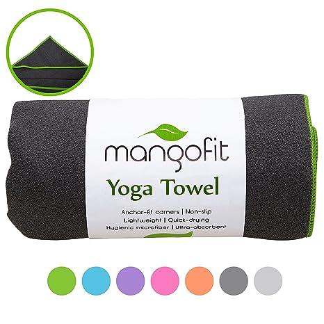 1 mejor caliente toalla de Yoga con Anchor alfombrillas a medida para esquinas para su