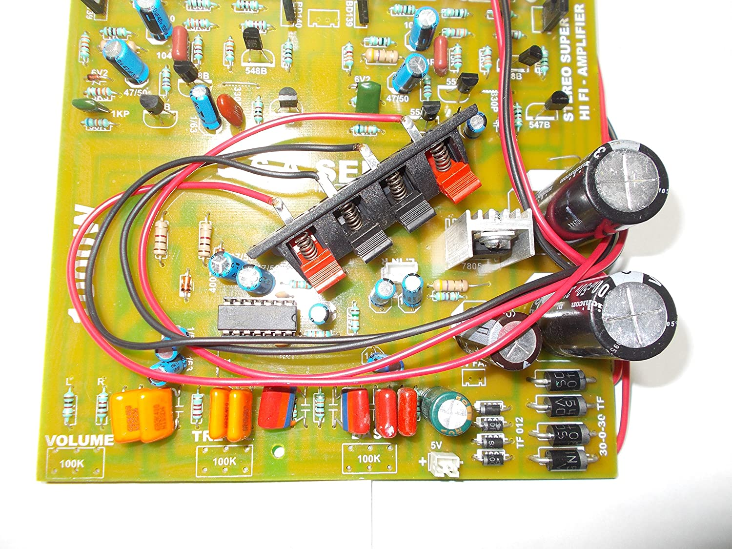 Soumik Electricals 1000 Watt Amplifier Board Power Wiring Diagram 300watt Subwoofer Electronics
