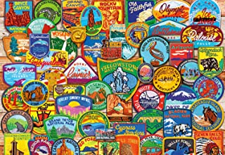 product image for Buffalo Games - National Park Patches - 2000 Piece Jigsaw Puzzle