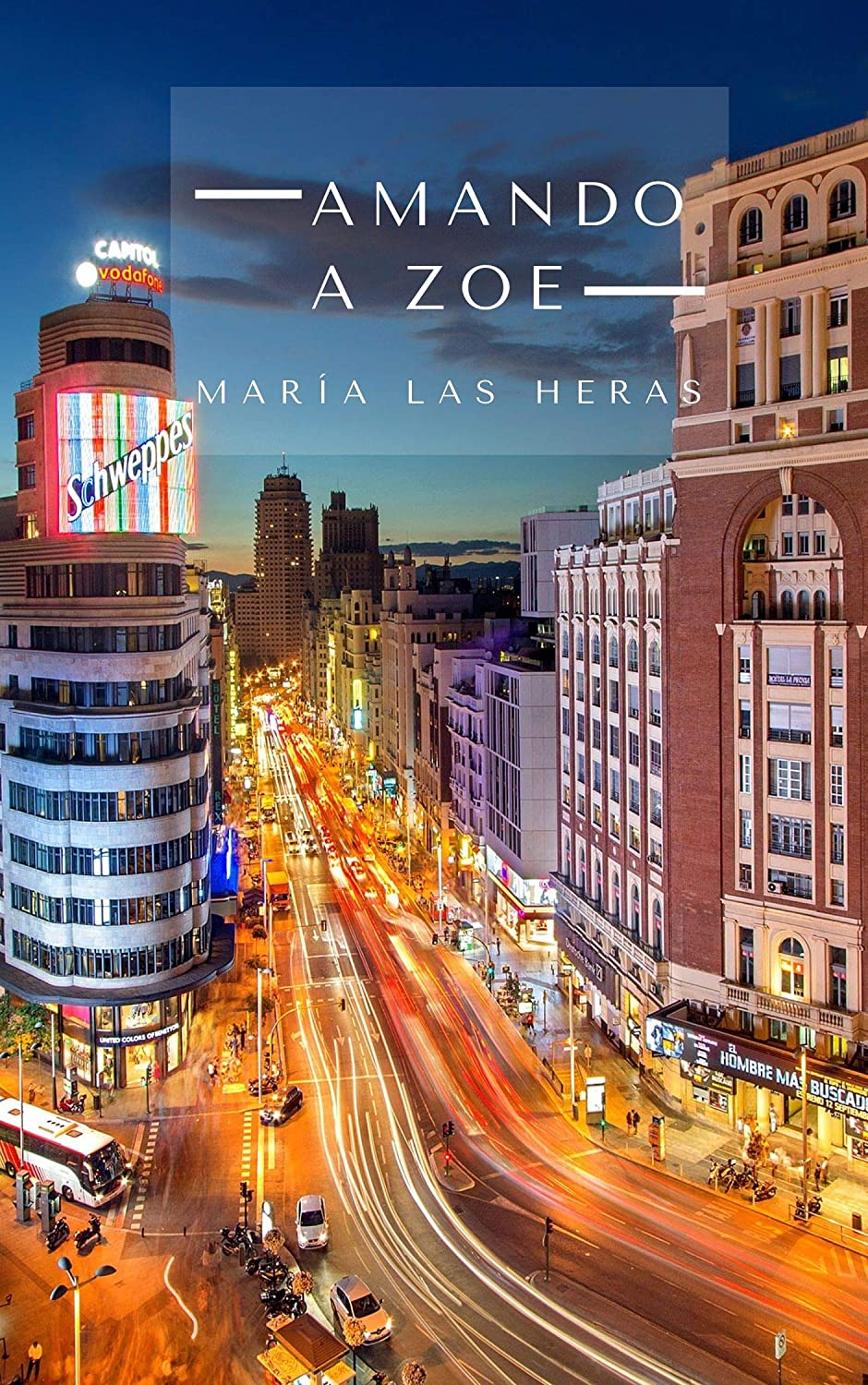 AMANDO A ZOE eBook: LAS HERAS SERRANO, MARIA: Amazon.es: Tienda Kindle