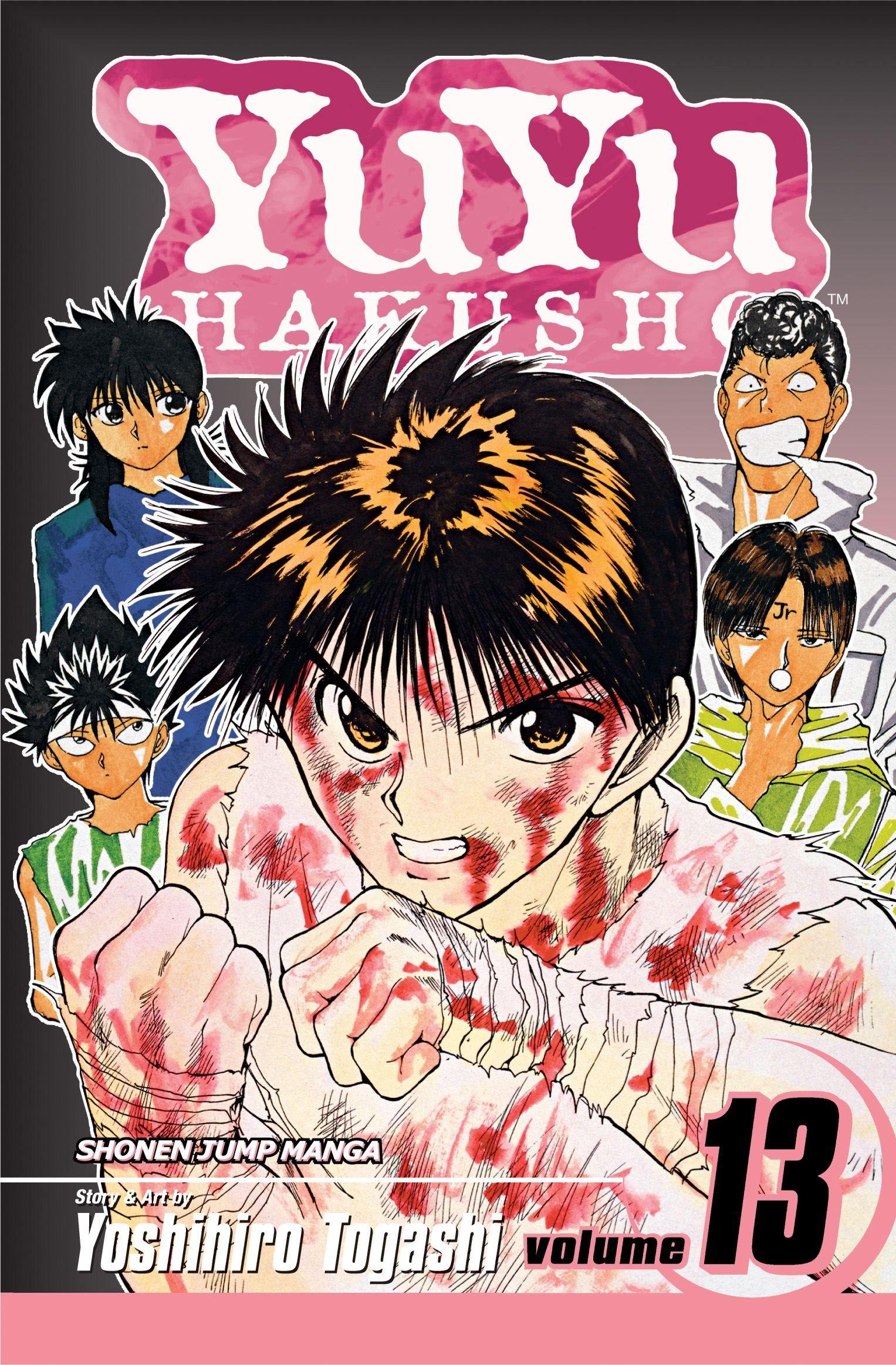 Download YuYu Hakusho, Vol. 13 pdf