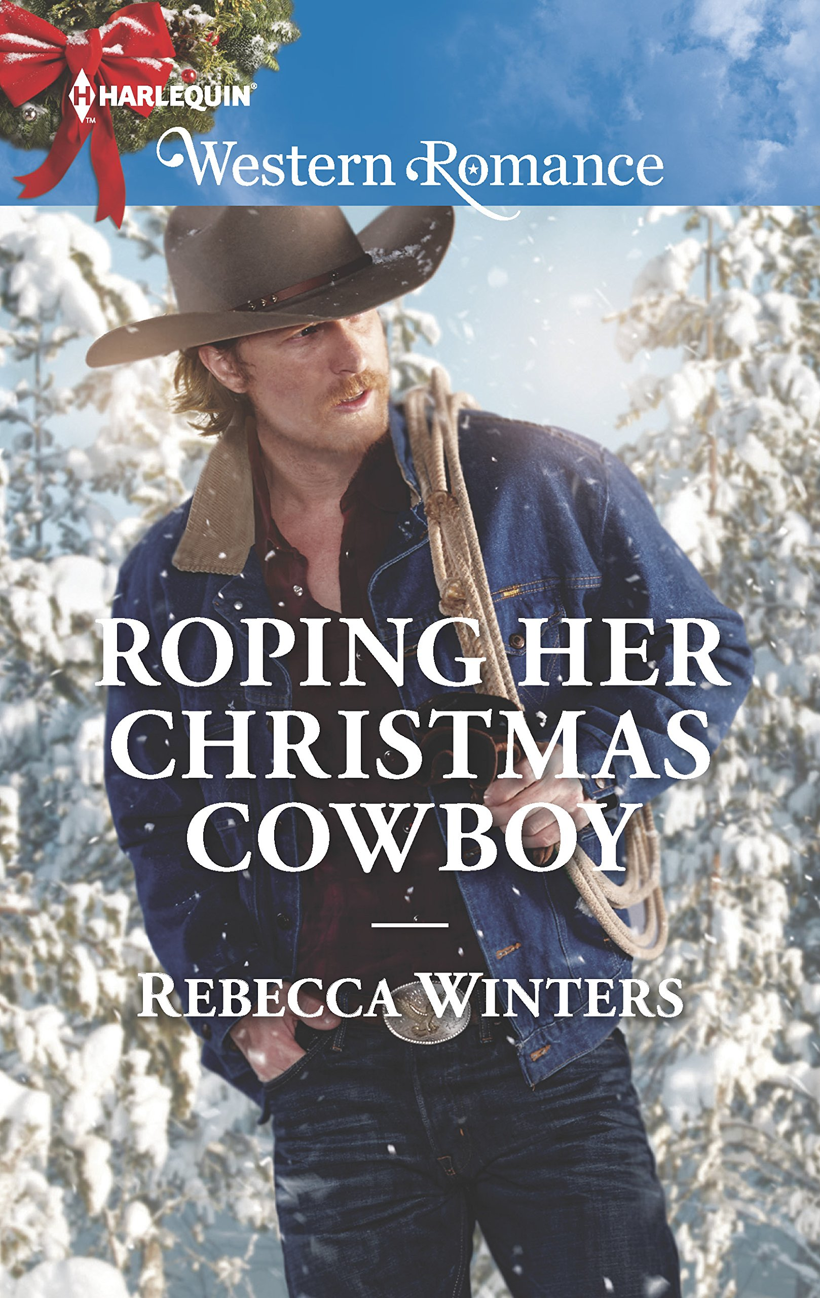 Read Online Roping Her Christmas Cowboy (Sapphire Mountain Cowboys) pdf