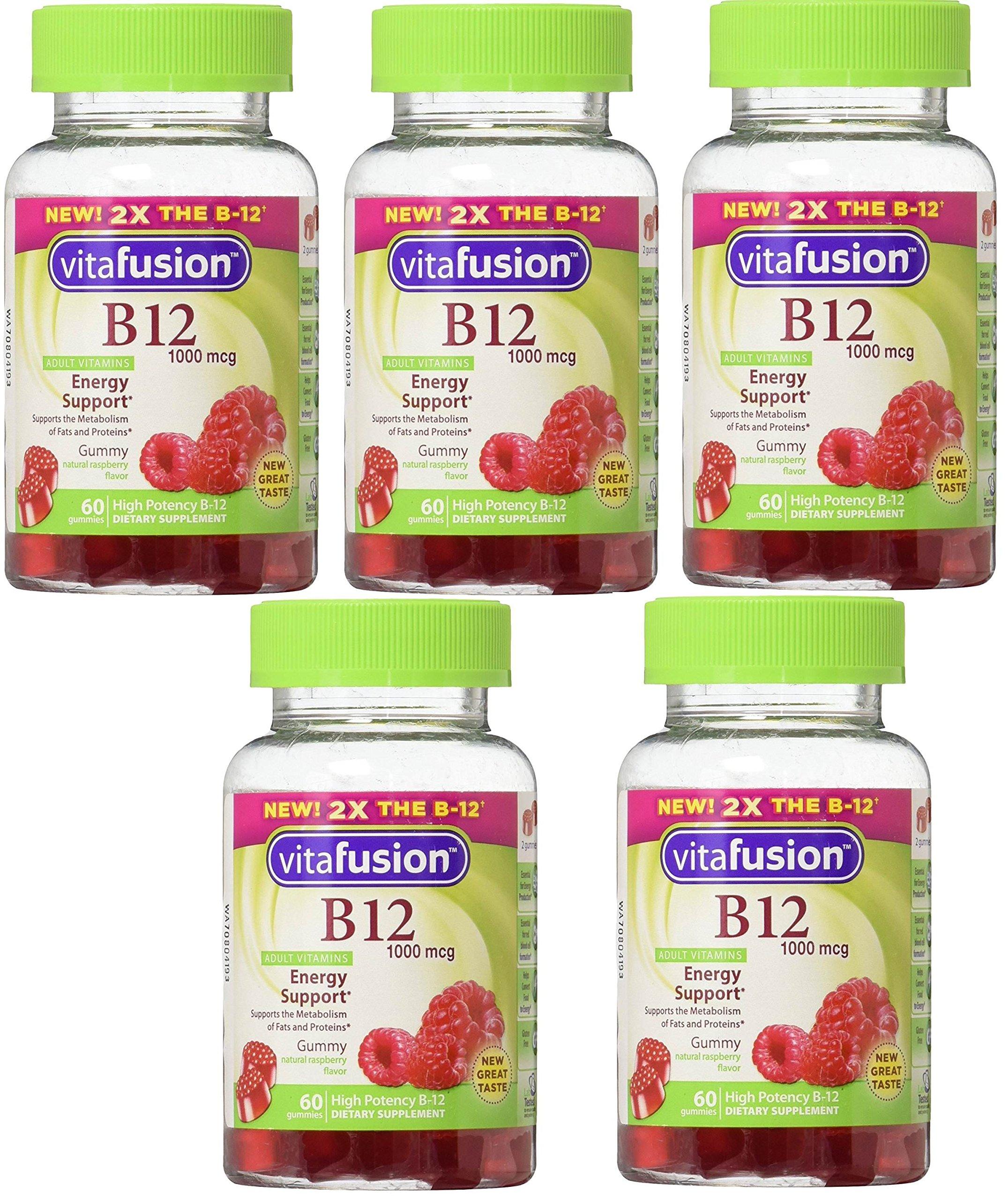 Vitamin B-12 1000 mcg Supplement, 300 Count