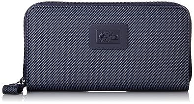 Image Unavailable. Image not available for. Colour  LACOSTE Women s Classic Large  Zip Wallet ... 1e7defe22