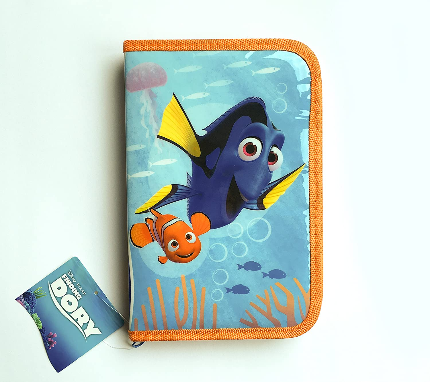 Finding Dory Filled Pencil Case Sharpener Pencil Eraser Notebook Nemo Stationery