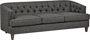 Amazon Brand – Stone & Beam Leila Tufted Sofa, 88
