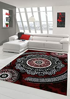 Hervorragend Traum Moderner Teppich Designer Teppich Orientteppich Mit Glitzergarn  Wohnzimmer Teppich Mit Klassisch Orientalischen Kreis Ornamente In