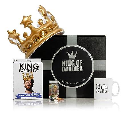 King Of Daddies Gift Box Hamper - Best Gift for Dads - Best