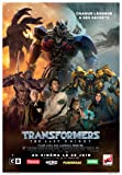Transformers : The Last Knight [Blu-ray]