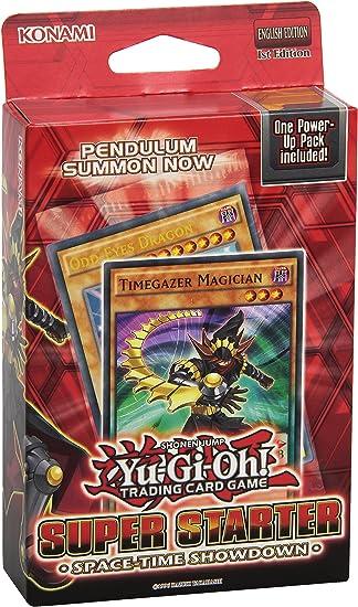 YU-GI-OH! - Mazo de Cartas Coleccionable (Konami KON348086) (Importado): Amazon.es: Juguetes y juegos