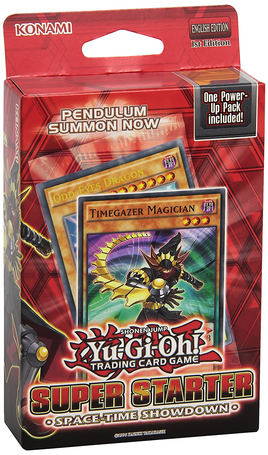 Yu-Gi-Oh Space-Time Showdown Starter Deck
