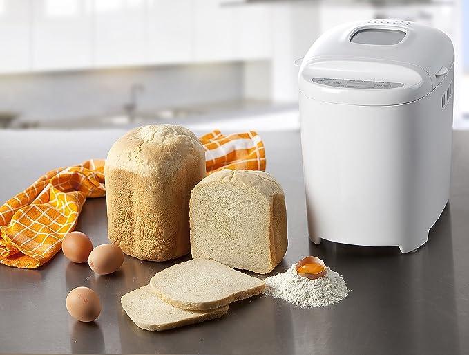 Primo Panificadora (bm3-ws) - Programa PAN sin Gluten - Ideas recetas: Amazon.es: Hogar