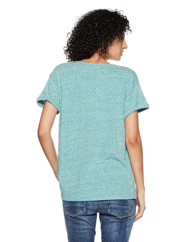 6c469c15 Roxy Women's Tribal Print T-Shirt: Amazon.in: Clothing & Accessories