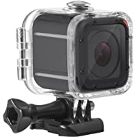 Kupton Housing Case for GoPro Hero 5 Session Waterproof Case Diving Protective Housing Shell 45m with Bracket for Go Pro Hero5 Session & Hero Session