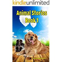 Children's Books: Animal Stories Book 1: (FREE VIDEO AUDIOBOOK INCLUDED) Kids Books ages 4-9 (Children's Book Animal Stories)