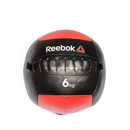 Reebok RSB-10181 - Balón Medicinal Blando, Color Negro, 6kg ...