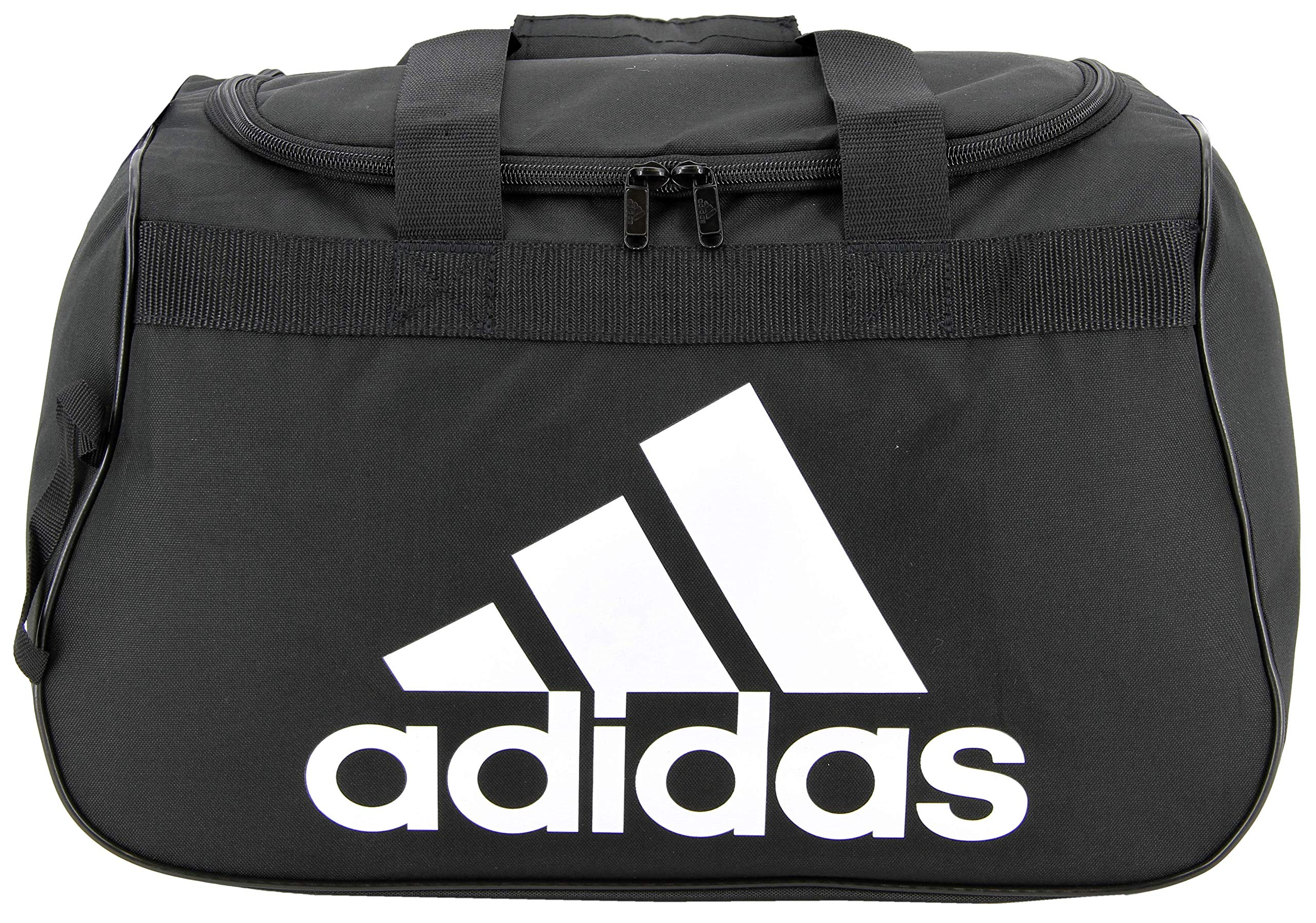 adidas Unisex Diablo Small Duffel Bag, Black, ONE SIZE by adidas