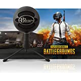 Blue Snowball Black iCE + PlayerUnkown's Battleground Streamer Bundle