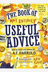 The Book of Not Entirely Useful Advice Kindle Edition