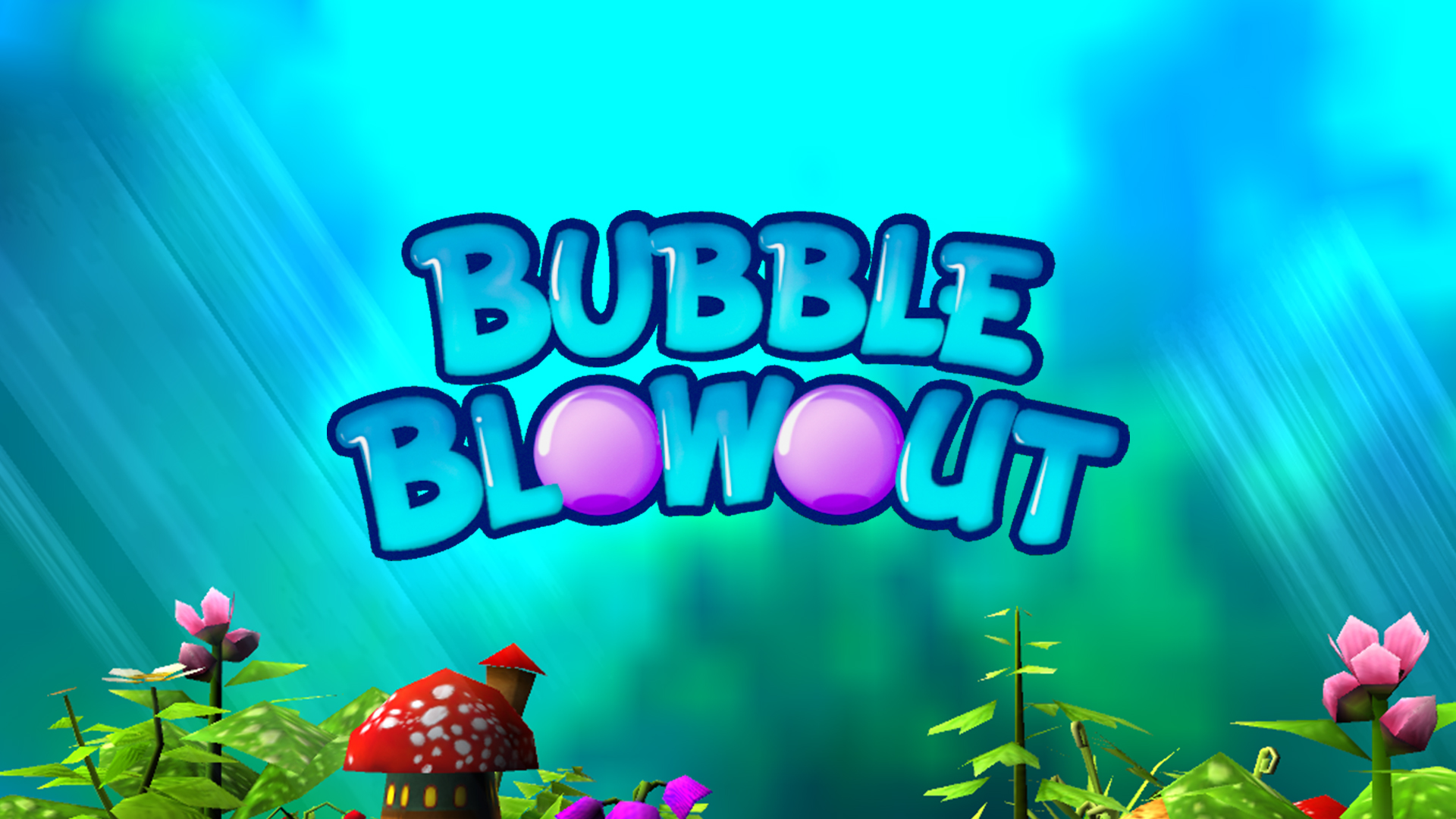 Amazon com: Bubble Blowout [Online Game Code]: Video Games