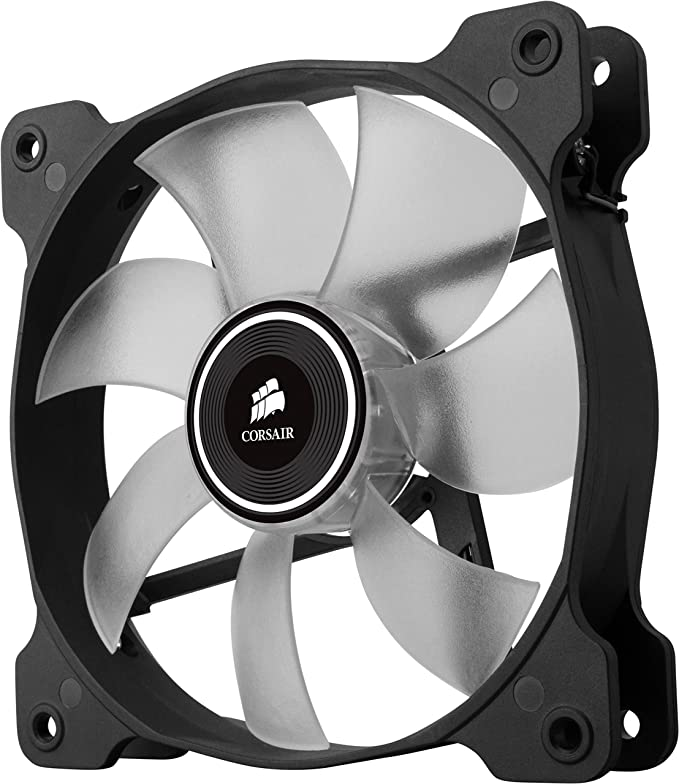Amazon In Buy Corsair Co 9050020 Ww Air Series Sp120 Led Fan White