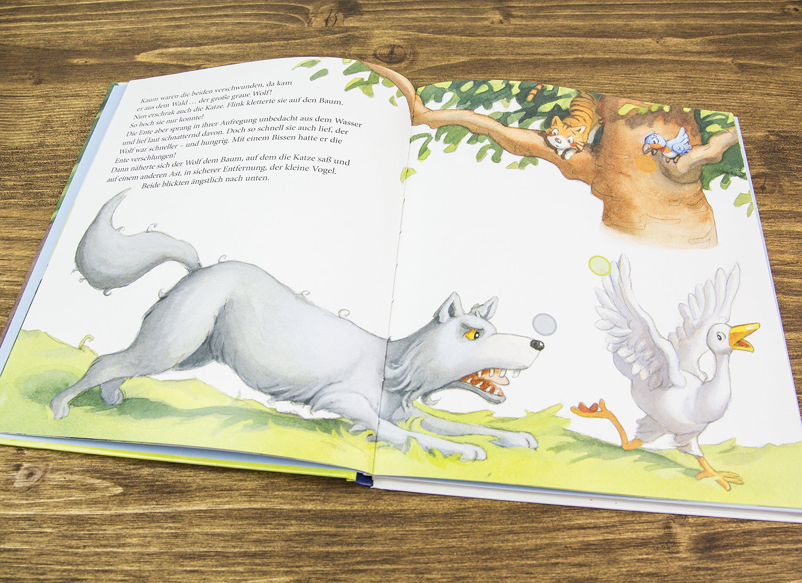 Hör mal: Peter und der Wolf: Ein musikalisches Märchen: Amazon.de ...
