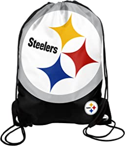 Forever Collectibles NFL Pittsburgh Steelers Drawstring Backpack