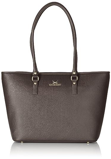 Handtasche Sansibar Chic Clutch Bag Black Sansibar gKVNts