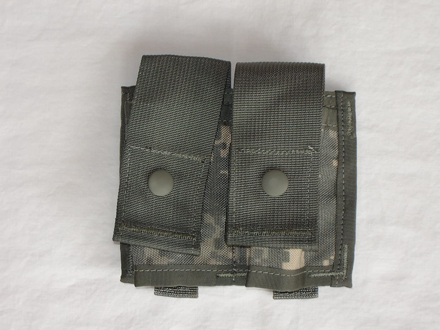 US Military MOLLE ACU SINGLE 40MM HE GRENADE POUCH USGI NEW