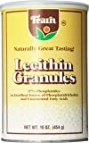 Fearn Natural Food, Lecithin Granules, 16 oz (454 g)