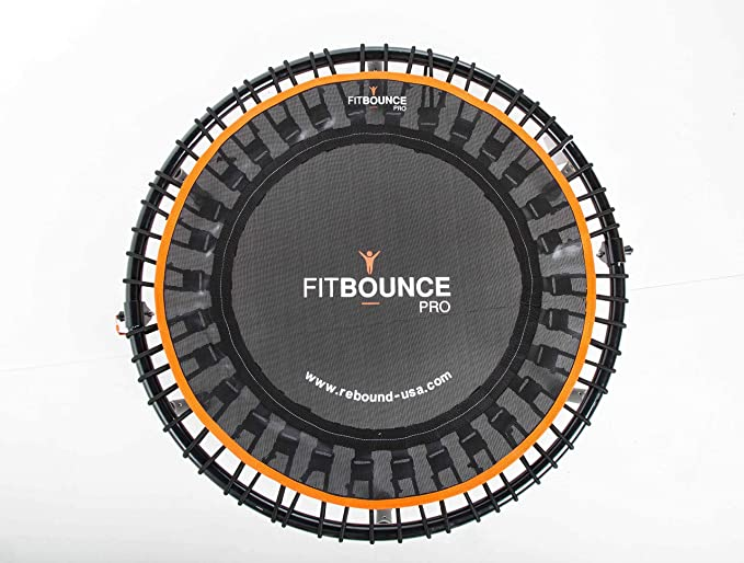 FIT BOUNCE PRO II Bungee Rebounder - Top Pick Mini Rebounder Trampoline