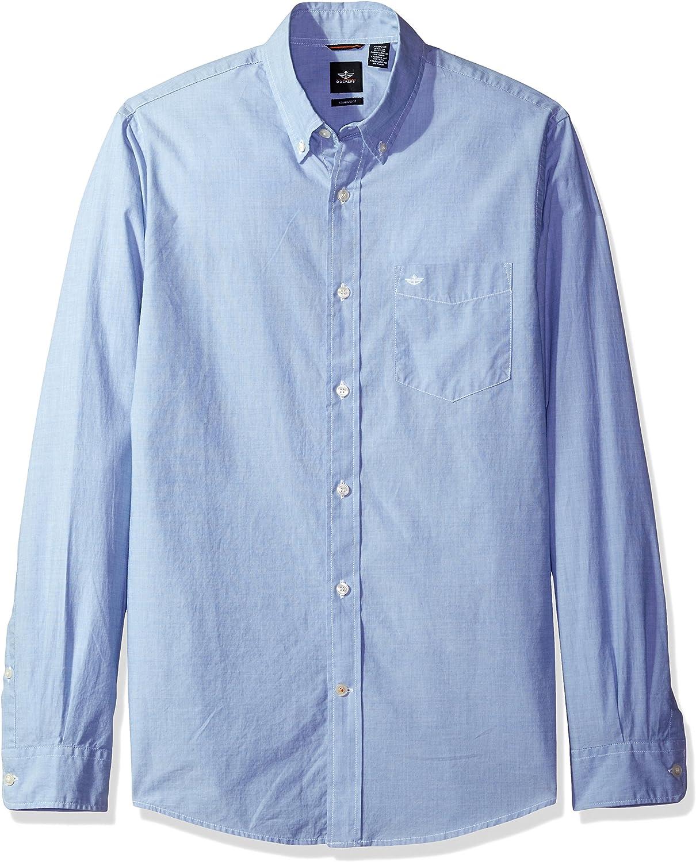 Dockers Hombre 8WP0006SN Camisa con botones: Amazon.es: Ropa y accesorios