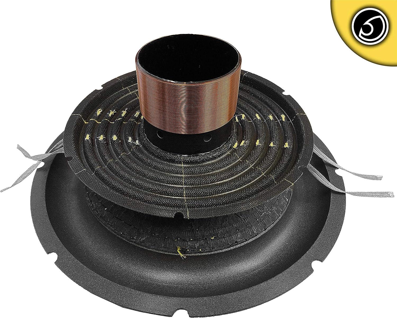 Bassface SPL10.3SRC 10 Inch 25cm Car Subwoofer Recone: Amazon.de: Elektronik