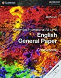 Cambridge International AS Level English General Paper Coursebook