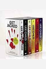 Jack Reacher Box Set updated design Paperback