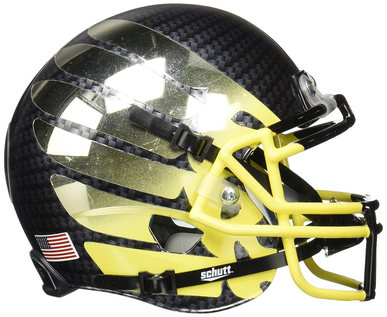 Schutt NCAA Oregon Ducks Mini Authentic XP Football Helmet