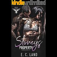 Stoney's Property (Devils Riot MC: Originals Book 1)