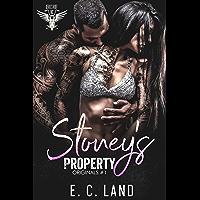 Stoney's Property (Devils Riot MC: Originals Book 1) (English Edition)