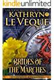 Brides of the Marches: Five Medieval England Scotland Wales Romances (English Edition)