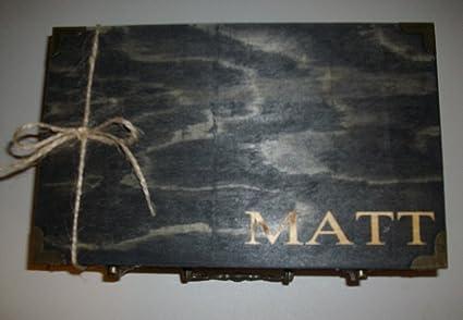 Groomsmen Gift Wooden Gift Box Keepsake Box Wedding Gift