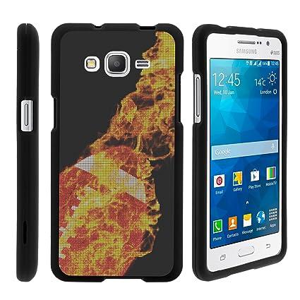 Amazon.com: Grand Prime teléfono caso, Slim – Carcasa rígida ...