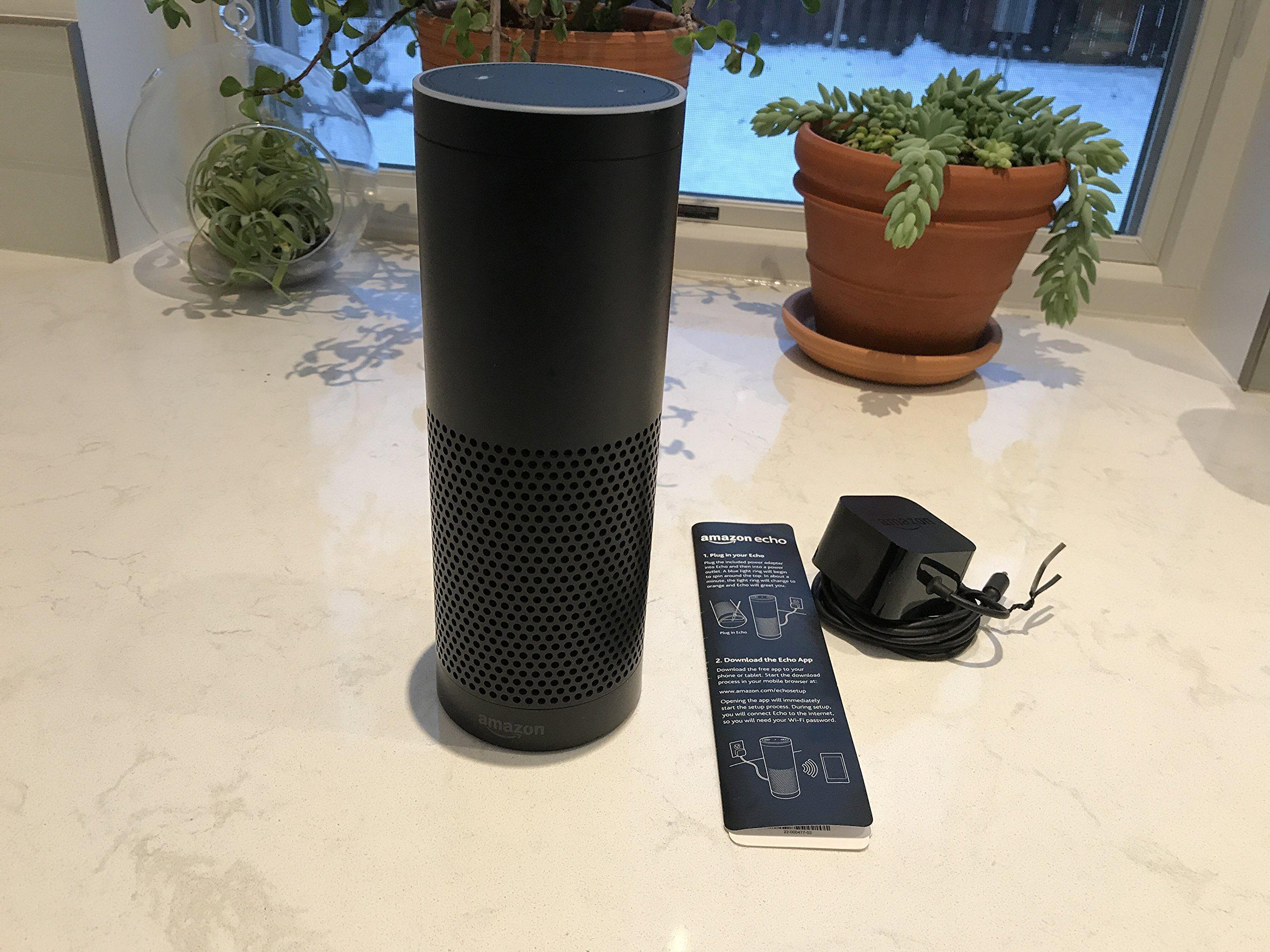 Amazon Echo Black (1st Generation)