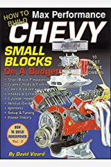 How to Build Max Performance Chevy Small Blocks on a Budget (S-A Design) Paperback