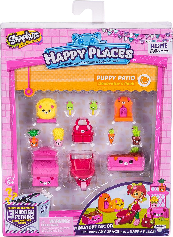 Shopkins Happy Places Season 2 Decorator Pack Puppy Patio